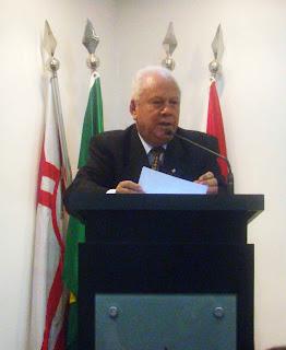 Paraninfo: José Gualberto de Assis