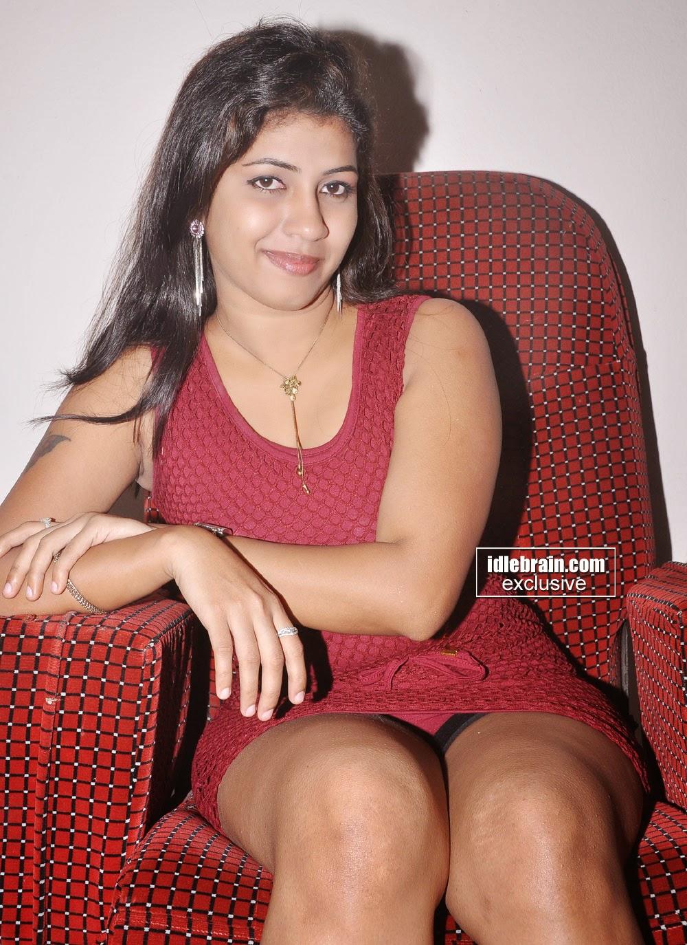 Geethanjali panty black