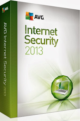 Free Download AVG Internet Security 2013 With Crack