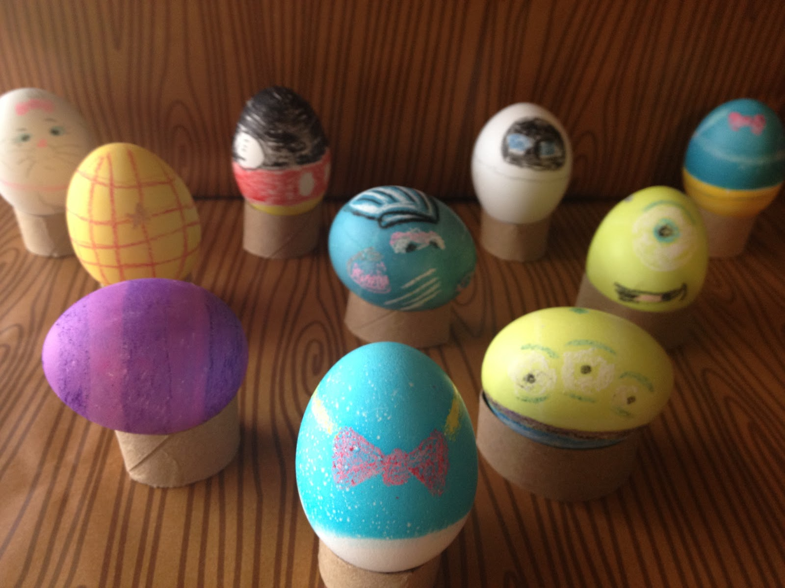 The Busy Broad Disney Easter Eggs
