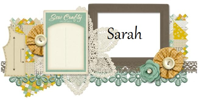 Sarah's Crafty Blog