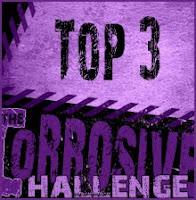 top3 chez Corrosive challenge