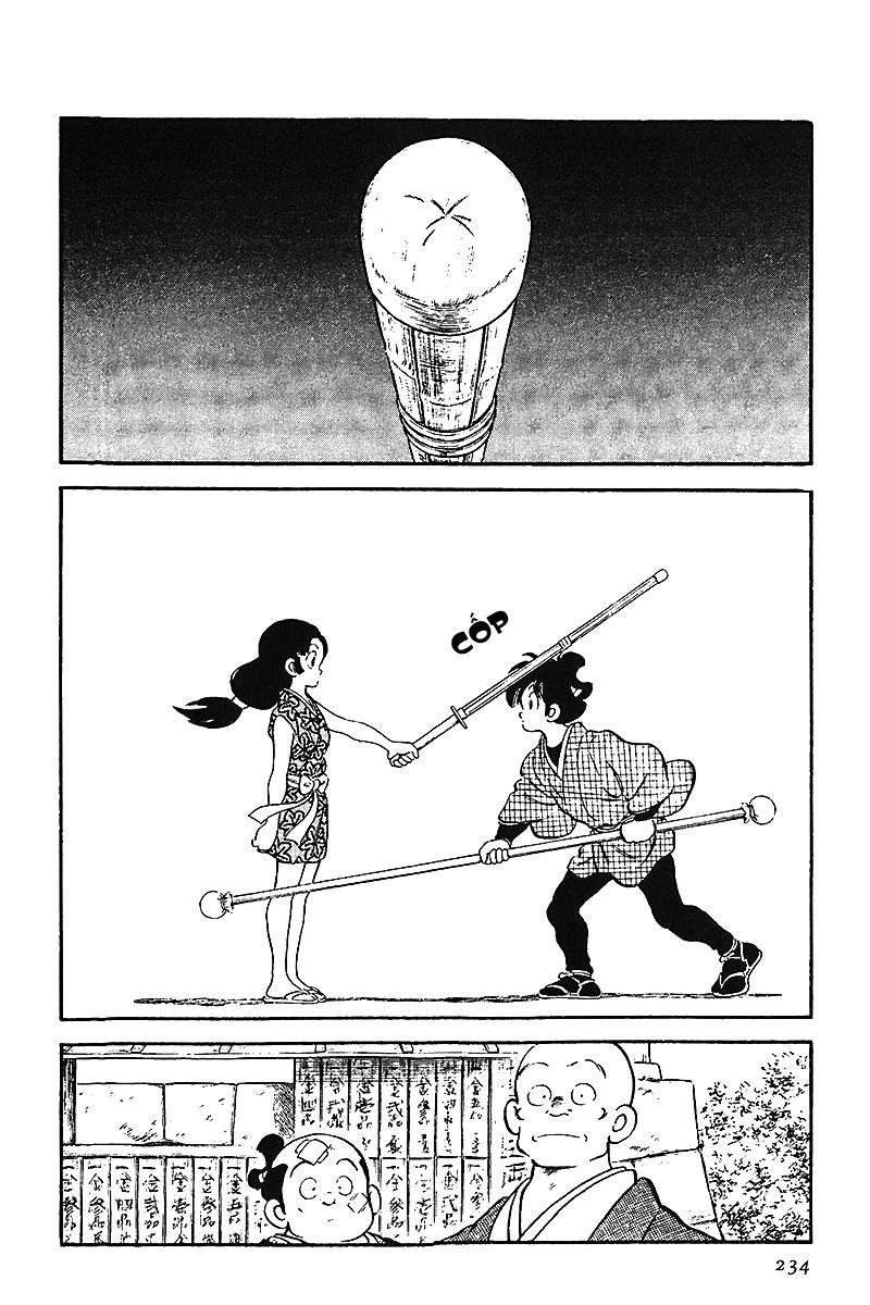 Nijiiro Togarashi - Ớt Bảy Màu chap 12 - Trang 15