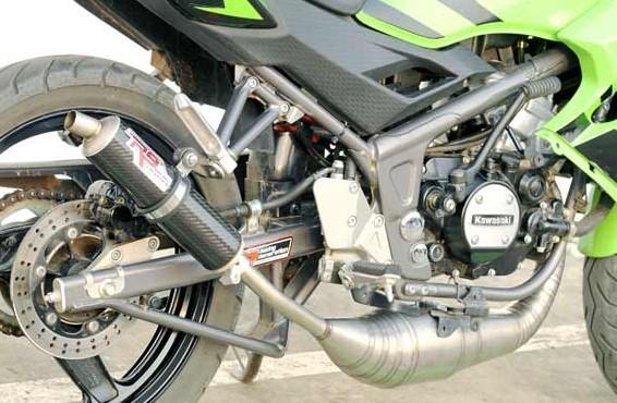 Cara Ampuh Hilangkan Karat Membandel Pada Knalpot Motor