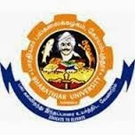 Bharathiar University Hall Ticket 2015