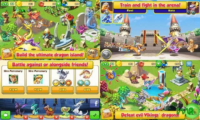 dragon mania hack apk free download