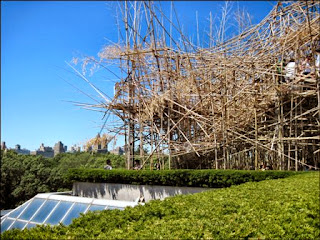 Metropolitan Museum of Art, Big Bambu, bamboo
