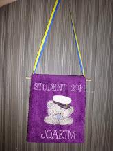 Present till studenten.
