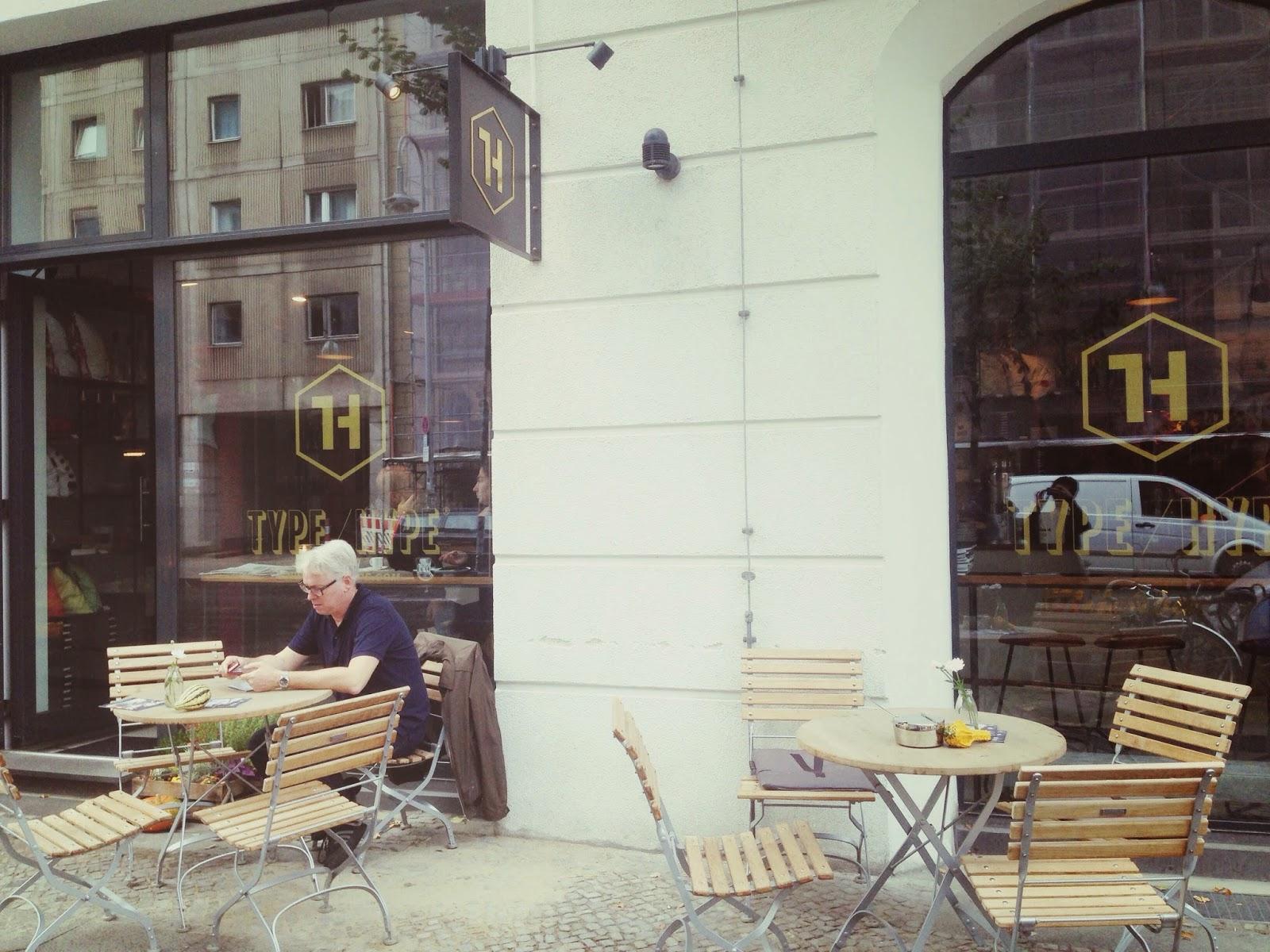 TYPE HYPE BERLIN