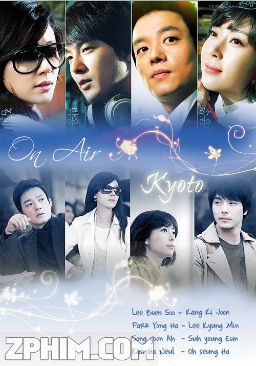 Khung Trời Tình Yêu - On Air (2008) Poster