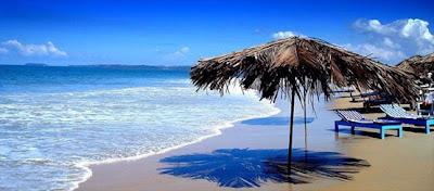 (India) - Goa beach