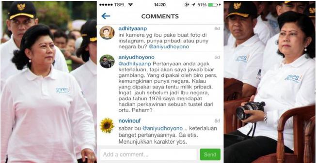 Penyebab Ibu Ani Sering Ngamuk di Instagram
