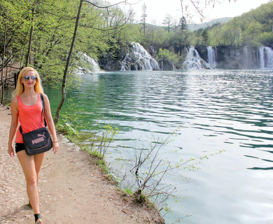 chorwackie jeziora, atrakcje Bałkan, Bałkany