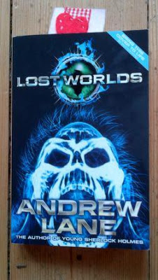 Lost Worlds by Andrew Lane