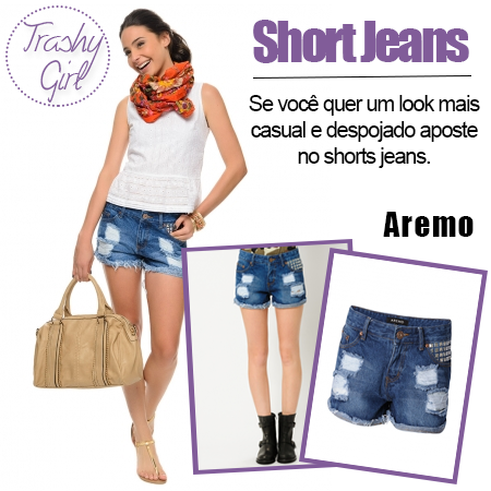 Short Jeans - Aremo
