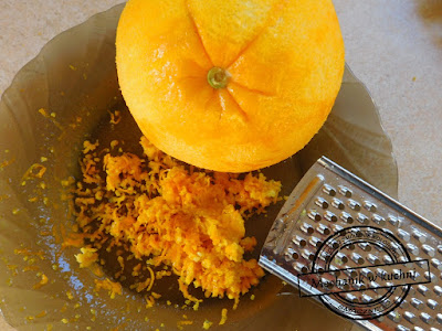 Ścierana skórka pomarańczy świąteczne przepisy na sałatkę słodko kwaśna sałatka śledziowa