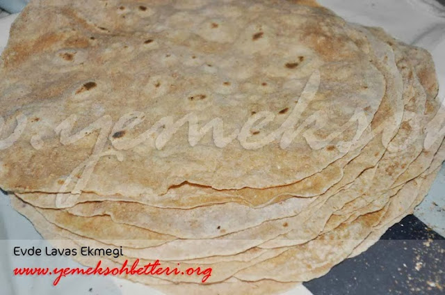acik ekmek, ekmek tarifi, evde açık ekmek yapımı, evde ekmek tarifi, lavas tarifi, lavaş ekmek tarifi, yoresel ekmek tarifleri,