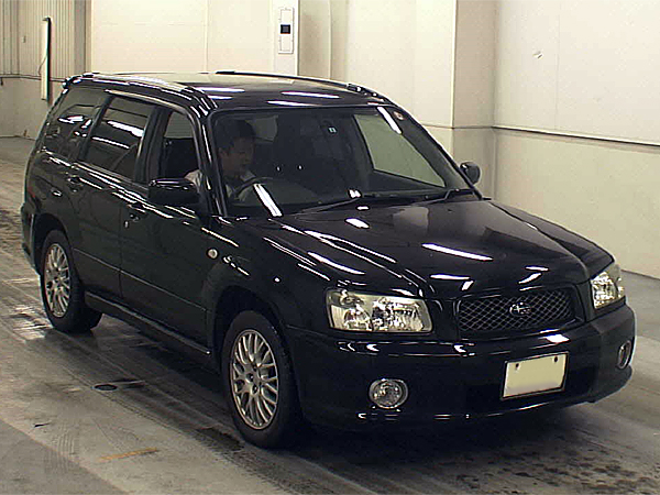 Orient Shokai Trading Japan 2004 Subaru Forester Cross Sports A 4wd