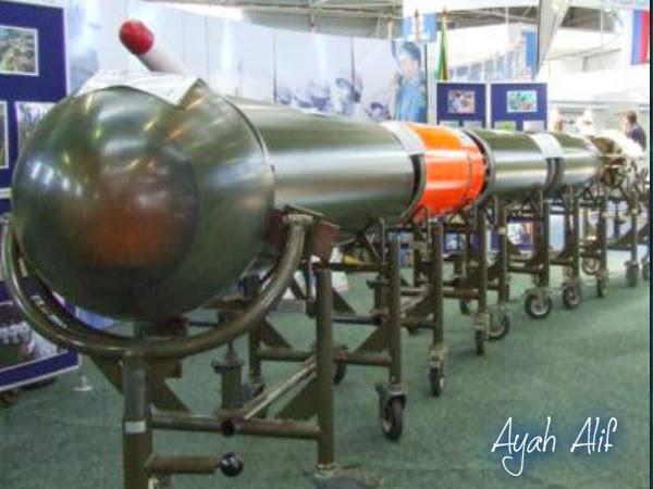 Tak Hanya Pesawat, PTDI Juga Bikin Roket dan Torpedo