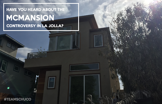 Have You Heard About The McMansion Controversy In La Jolla?