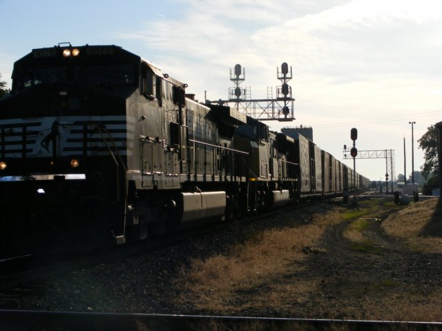 Indiana Ohio Railfan 2012