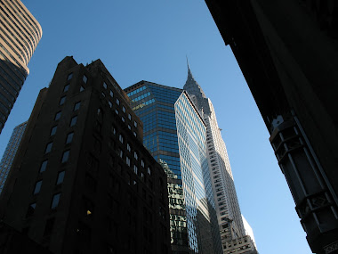 NYC: Chrysler Building