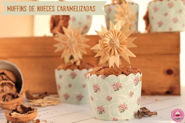 muffins - nueces- caramelizadas-kidsandchic