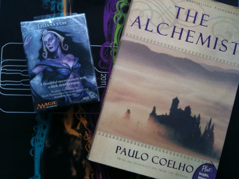 essays about the alchemist by paulo coelho