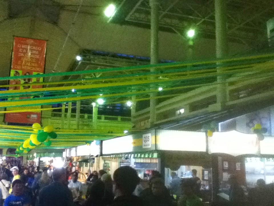 Porto Alegre Central Market, Brazil