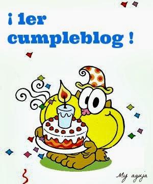 Cumpleblog en My Aguja
