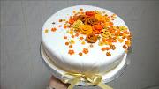 Nara's Floral Cake