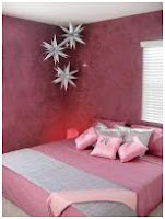 PINK BEDROOMS - COLORS FOR BEDROOMS - BEDROOMS BY COLORS - BEDROOMS AND COLORS - MEANING OF COLORS