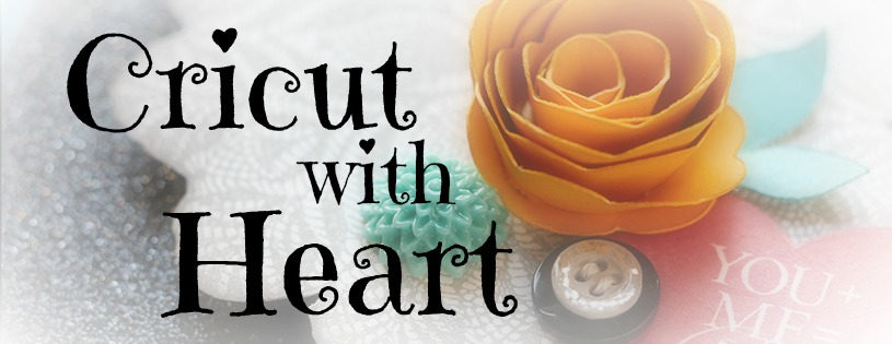 Cricut with Heart