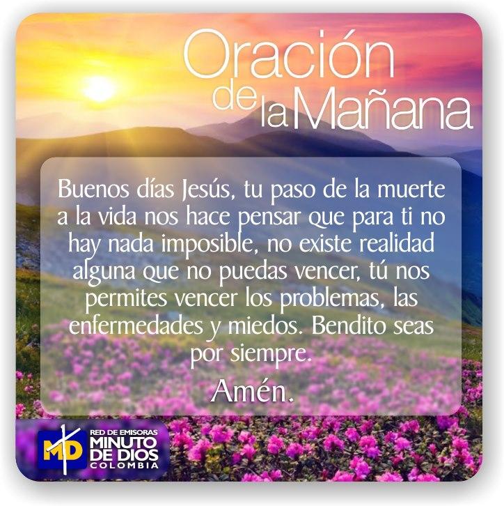 Amigos Católicos Ver Tema Oración De La Mañana