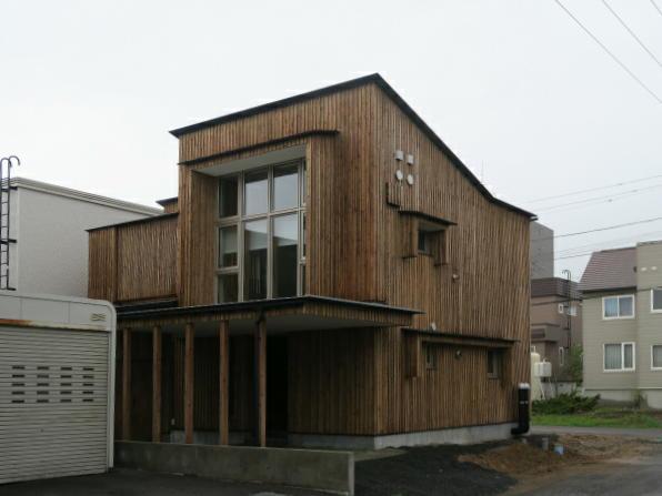 野幌の家2017