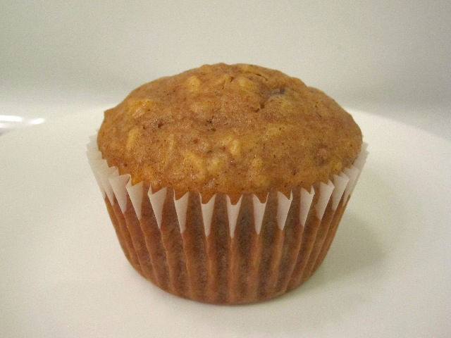 The Baker's Nuts: Oatmeal Raisin Cookie Muffins