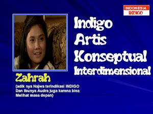 "ANAK INDIGO 8 (VERSI KELUARGA INDIGO ""ZAHRAH"" )"