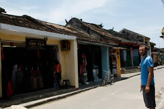Calles de Hoi An, Vietnam.
