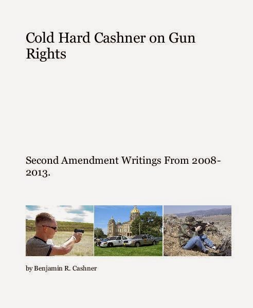 http://www.blurb.com/b/5203508-cold-hard-cashner-on-gun-rights