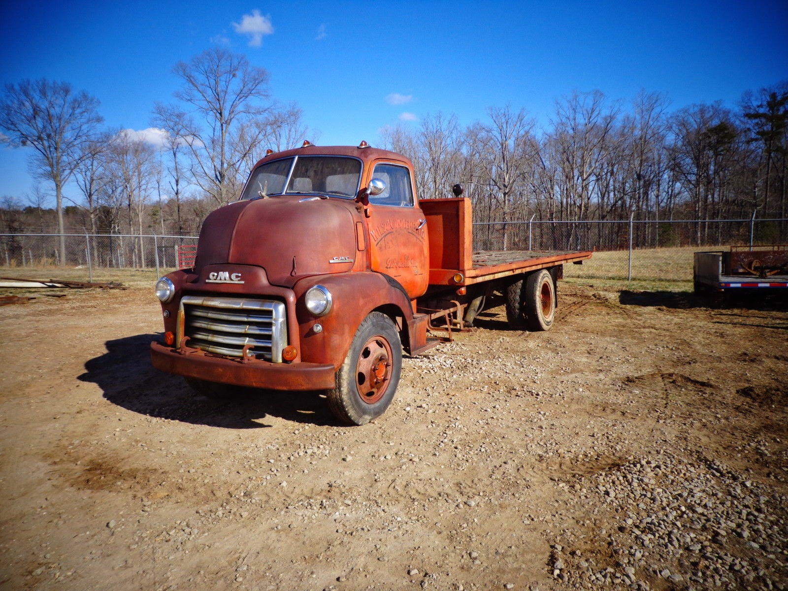All American Classic Cars 1948 Gmc Coe Truck 1949 Ford