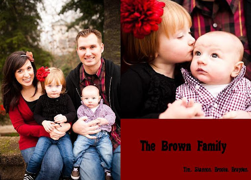 The Brown Family