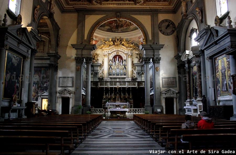 El convento de san Marcos de Florencia