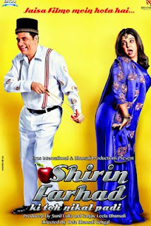 Shirin Farhad Ki Toh Nikal Padi (2012) Movie Poster