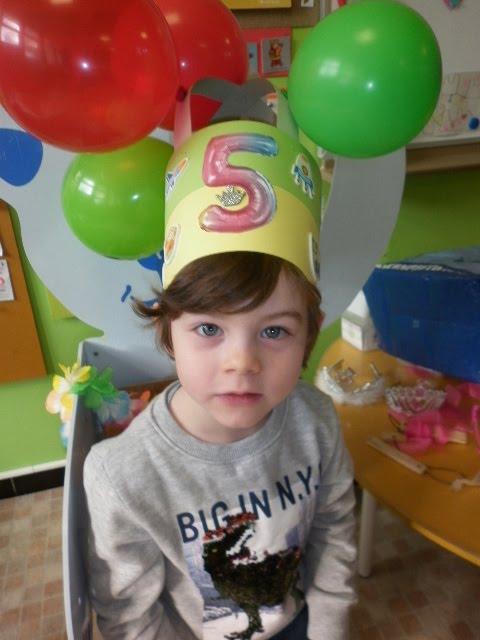 De jarige Arnaud