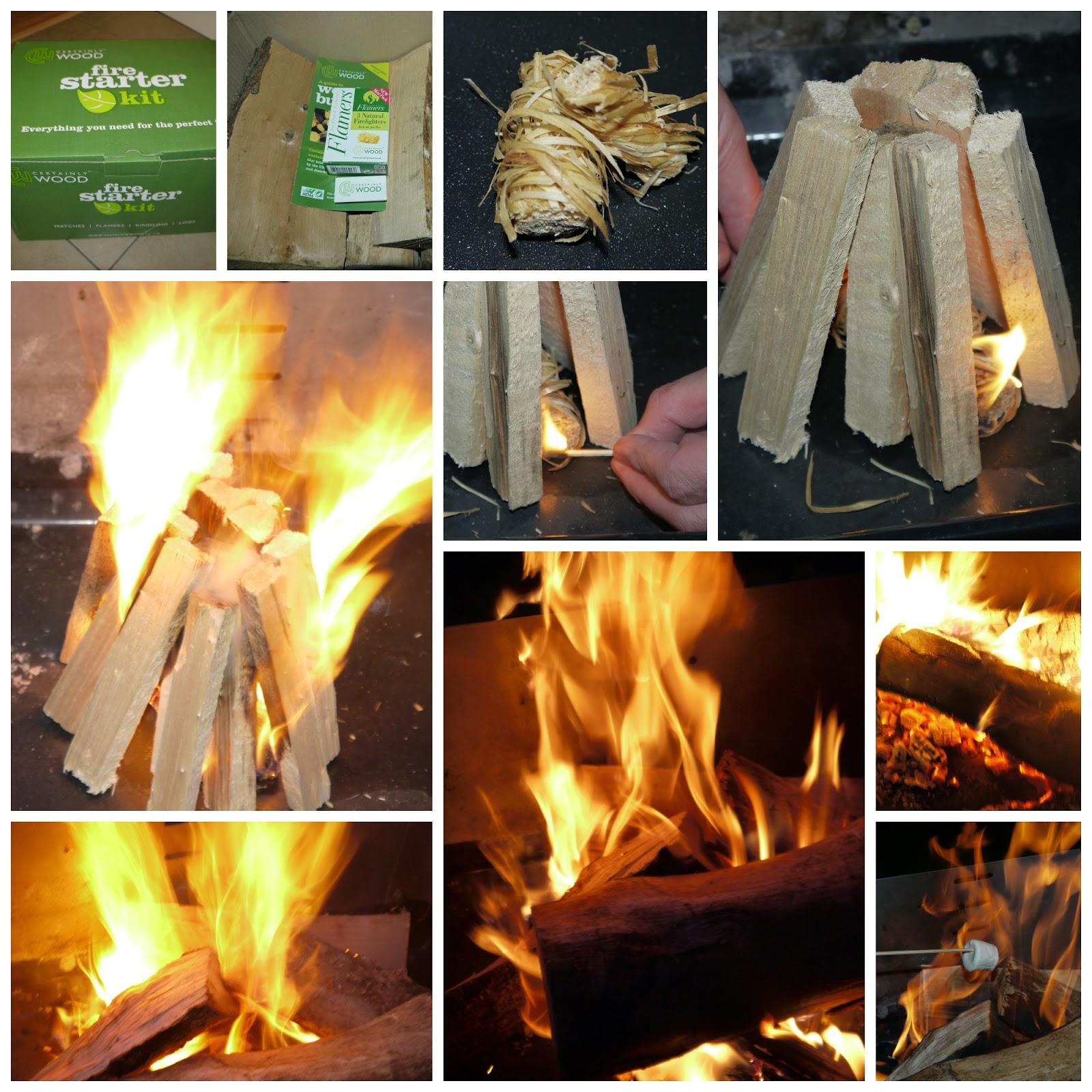 firestarter, certainly wood