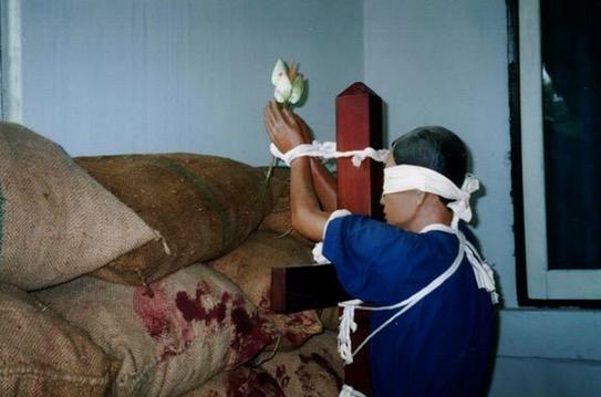 Saksikan Hukuman Tembak Sampai Mati di Thailand
