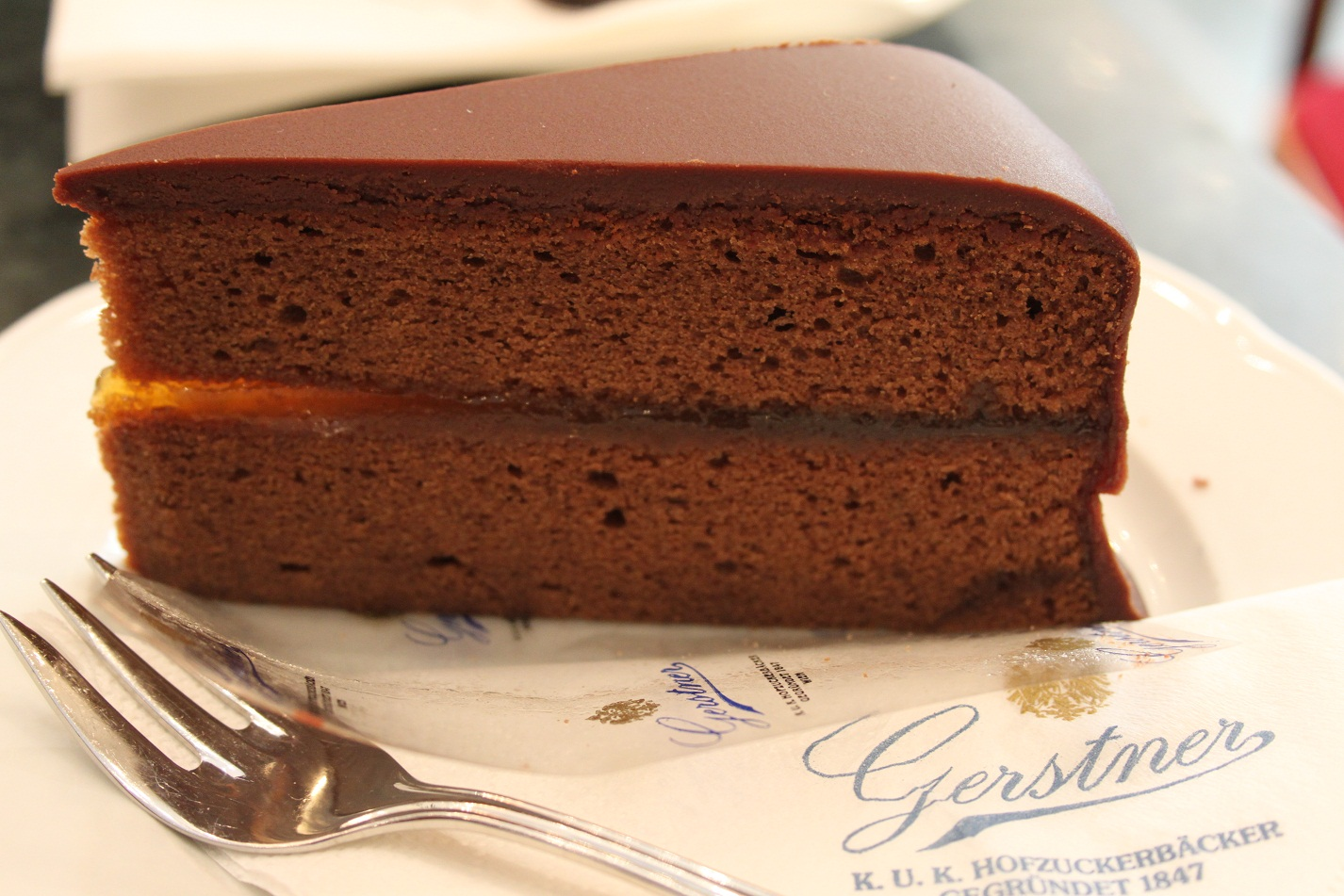 related recipes sachertorte sachertorte die sachertorte ist ...
