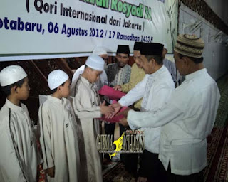 18 Orang Santri Tahfidz Saijaan Diwisuda