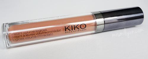 Volume lipgloss kiko 15