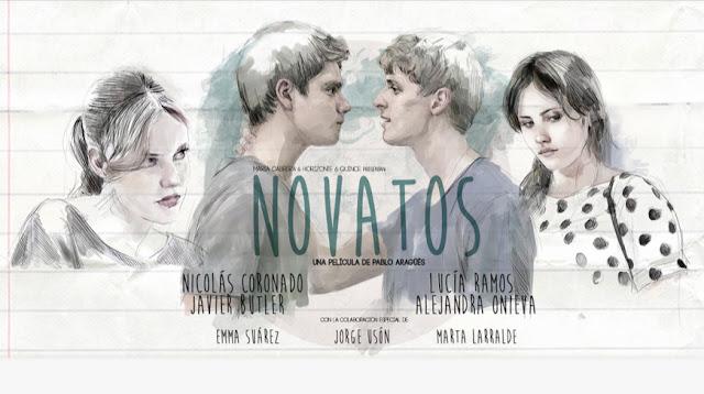 'Novatos', de Pablo Arangüés, llevará la parte más dura de las novatadas al cine